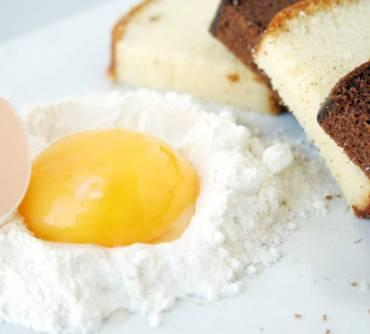 A quoi servent les oeufs en pâtisserie ?
