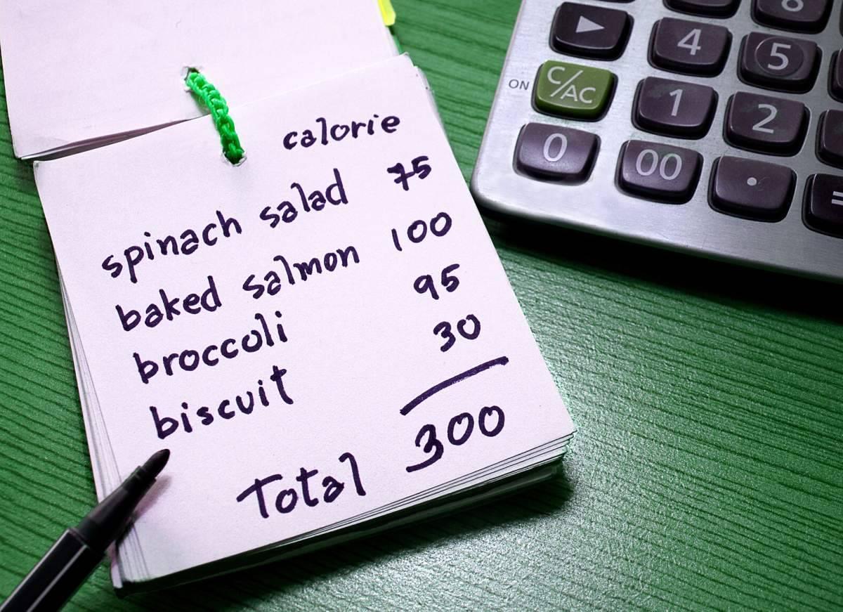 image Comment calculer les calories dans les aliments et définition d'une calorie
