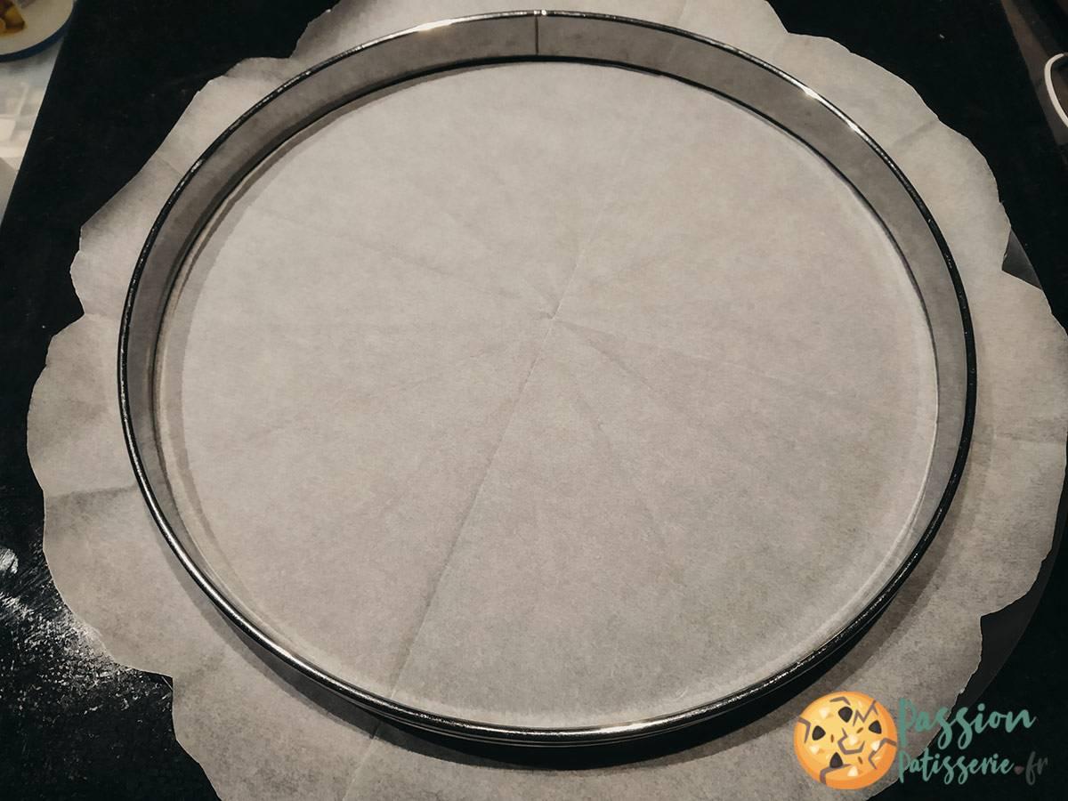 cercle à tarte