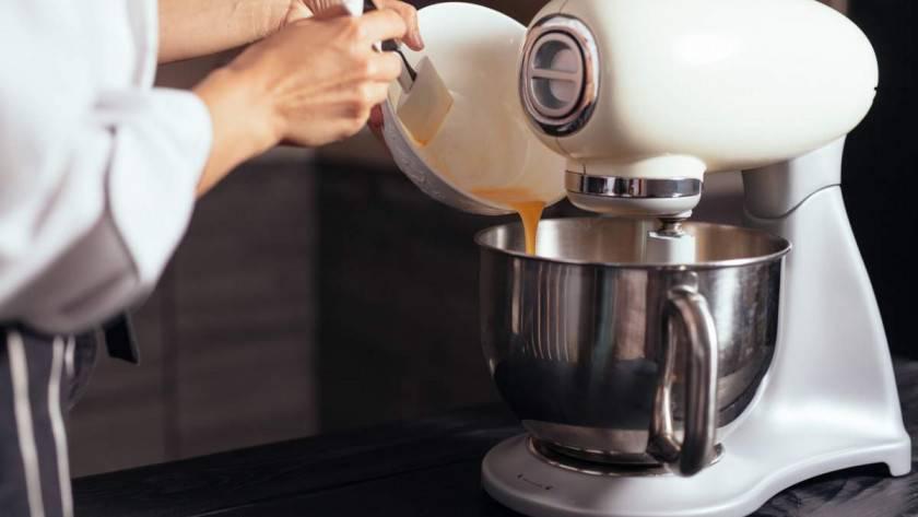 Comment utiliser un robot pâtissier ?