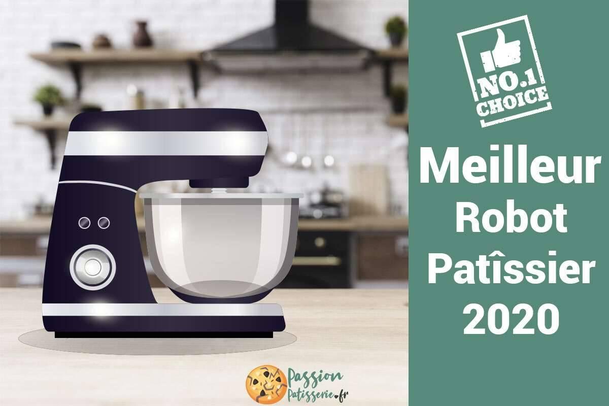 image Top 10 des meilleurs robots pâtissier en 2020