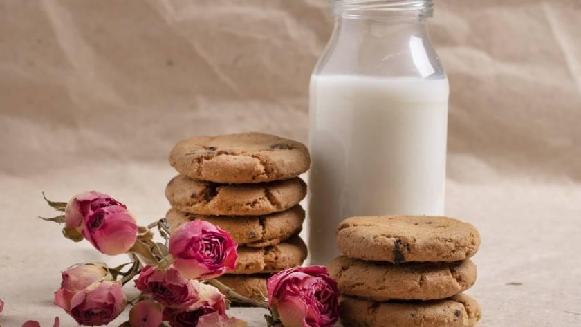 Cookies chocolat au lait et noisette