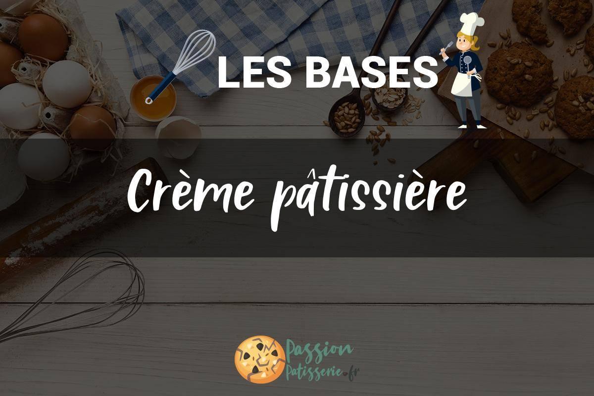 image Crème pâtissière