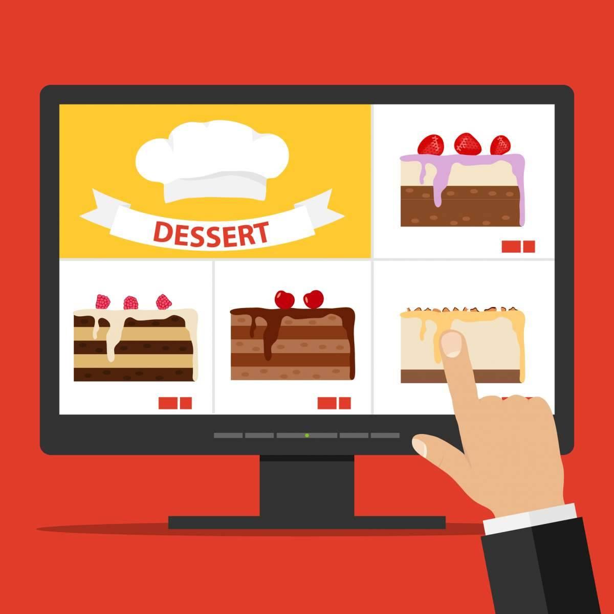 image Gâteau anniversaire en ligne