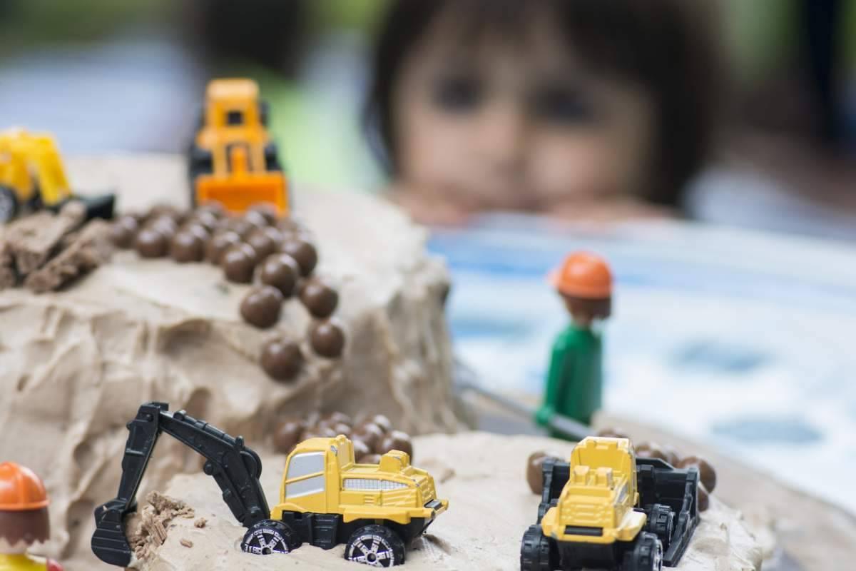 image Gâteau Playmobil