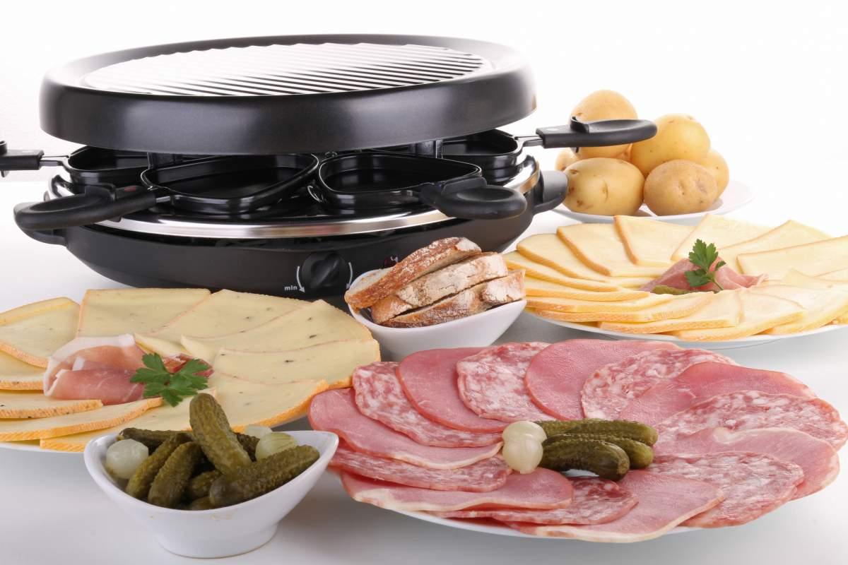image Meilleurs machine à raclette : guide 2021